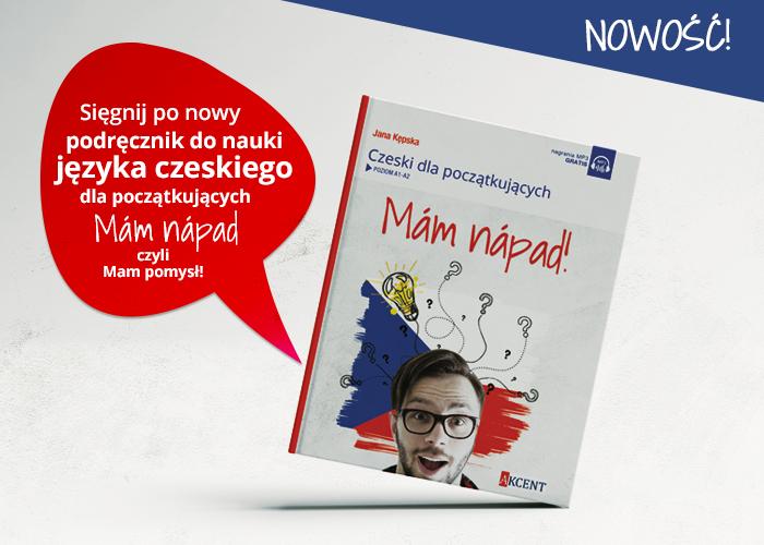 Podręcznik do nauki języka czeskiego dla początkujących